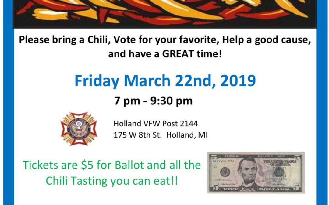 Freedom Run Chili Cook Off Holland