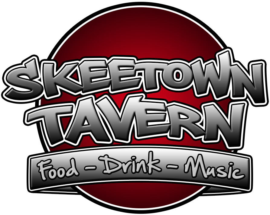 Skeetown Tavern Red Logo